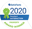 SatisFacts Award Winning Property
